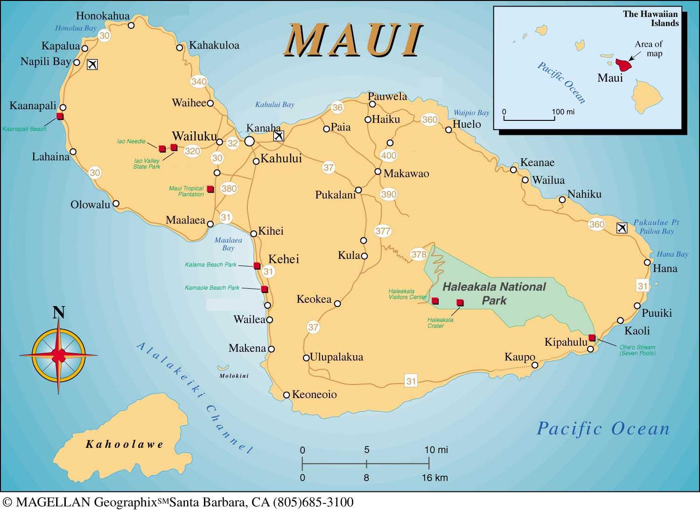 Wailea Hawaii Map.Southshore Kihei Wailea Vacation Rentals Maui Hawaii