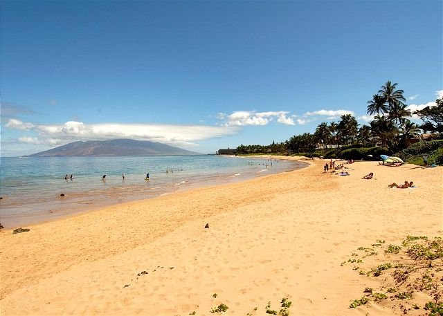 Wailea Ekahi Village Maui Hawaii Beachfront Condo Property