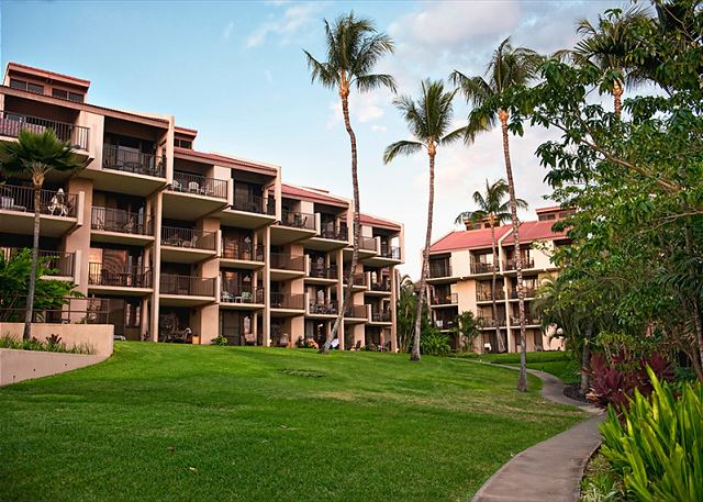 Kamaole Sands exterior and ground