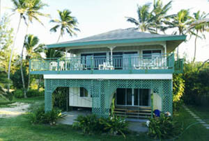 Coconut Cove Beach House, Beachfront Property