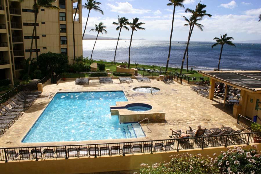 Sugar Beach Resort 309 Maui Vacation