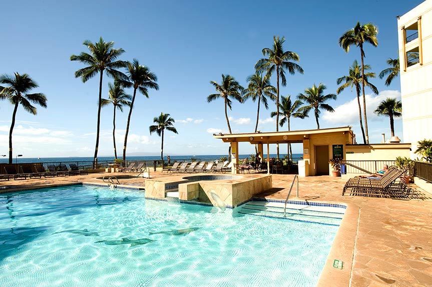 Sugar Beach Resort Maui Condo