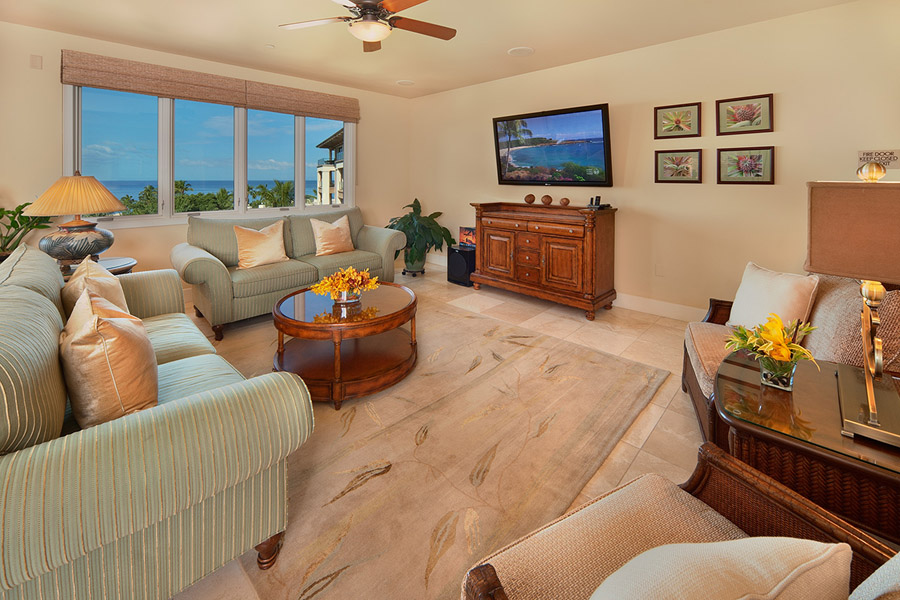 Wailea Beach Villas K-407 Grand Seascape