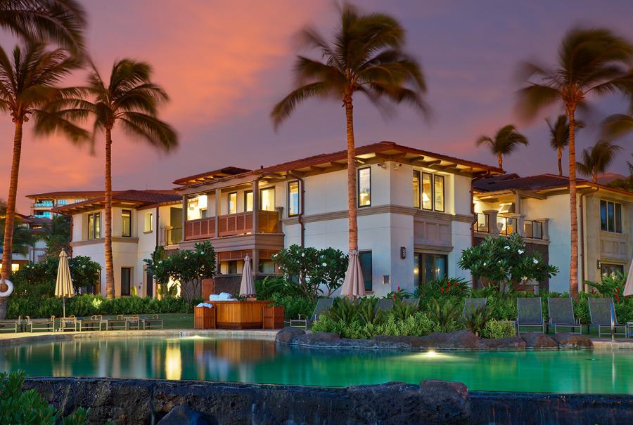 Wailea Beach Villas Luxury